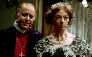 The Barchester Chronicles by Anthony Trollope - BBC T V series Geraldine McEwan as Mrs. Proudie
