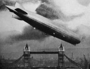 9 January 1915 - First Zeppelin raid